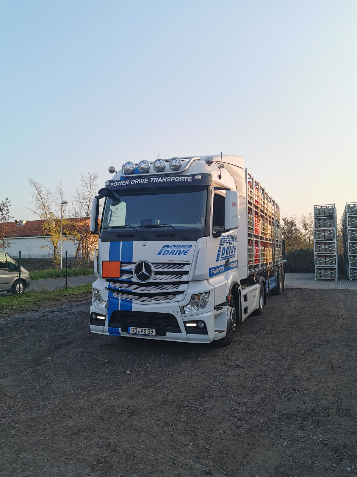 Actros Rolf